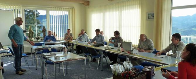 Seminare der GEOVITAL Akademie