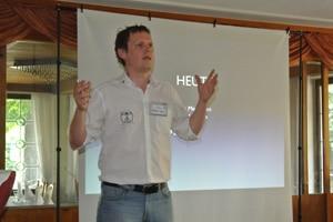 Dietmar Hohn zu den technischen Aspekte