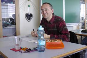Prüfung zum zertifizierten Geobiologen Rainer Scholz