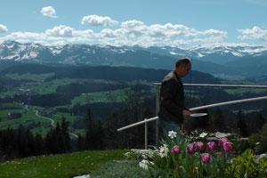 Prüfung zum zertifizierten Geobiologen Alfred Künzler