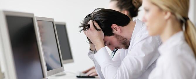 Untersuchung der Belastungen am Arbeitsplatz