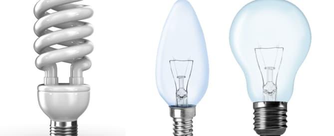 Halogen Lampe E27 E14