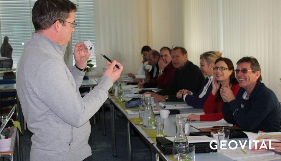 Seminar Geobiologie und Strahlenschutz
