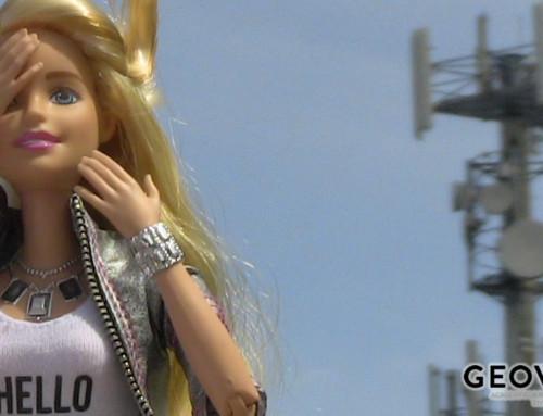 Vorsicht Strahlung! – Die funkende Barbie Puppe