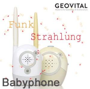 Elektrosmog bei Babyphone