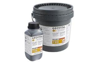 Geovital Abschirmfarbe