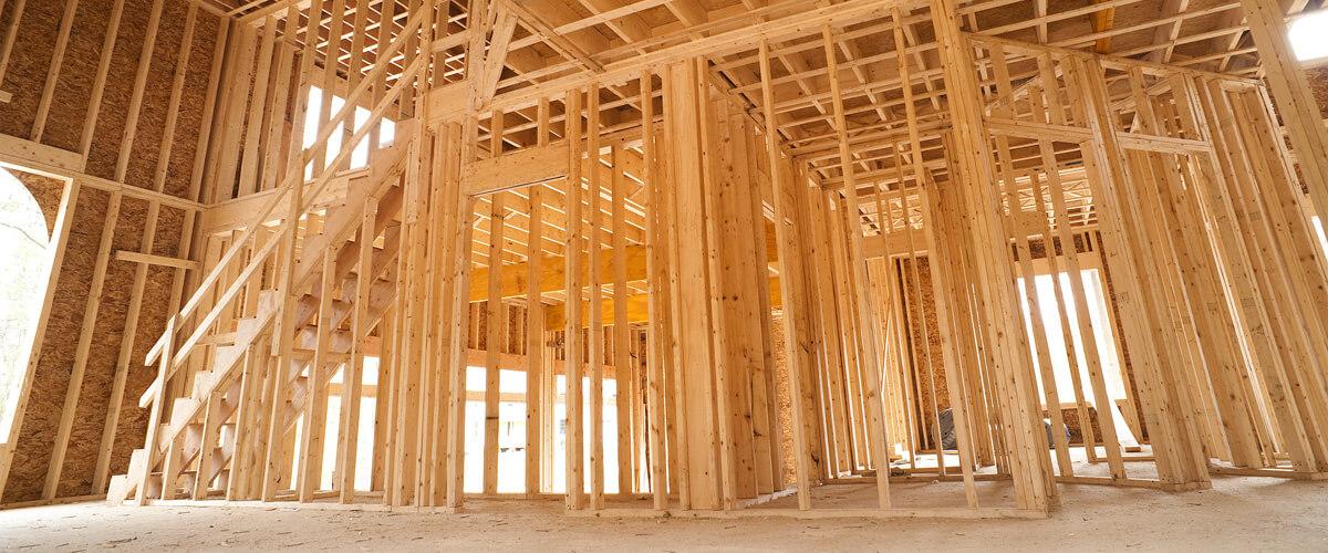 Holzbauweise in der Baubiologie